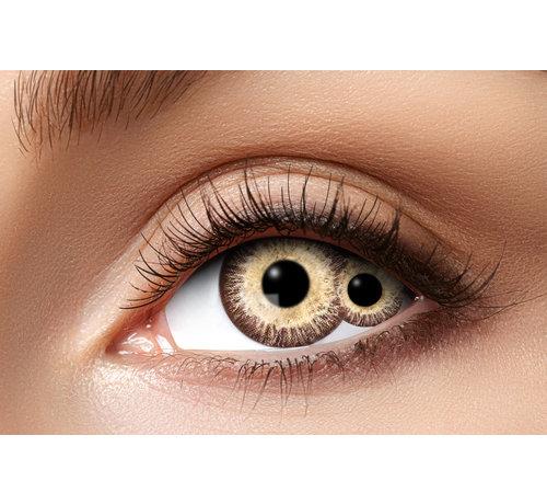 Eyecatcher Les lentilles momie sclérotique 22 mm | Deux yeux