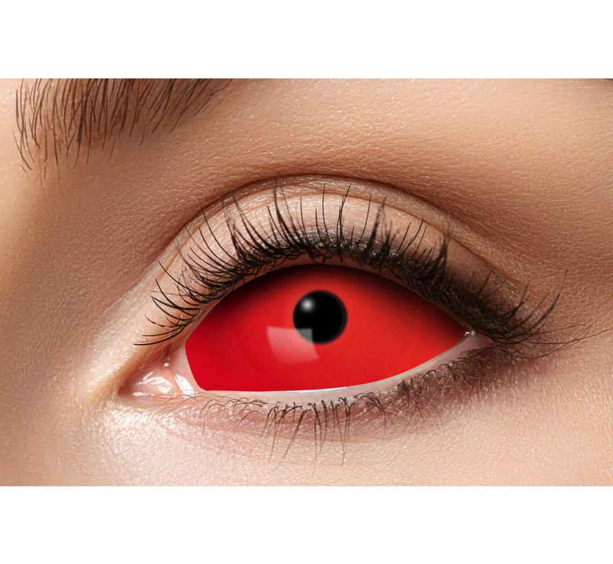 Rode Sclera Lenzen 22 mm