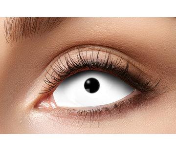 Eyecatcher White Sclera Lenses 22 mm