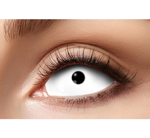 Eyecatcher Crazy Fun Lenses- Eyecatcher White