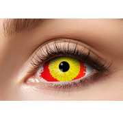 Eyecatcher Damaged Eye | Sclera Lenses 22mm