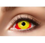 Eyecatcher Damaged Eye | Sclera Lenzen 22mm