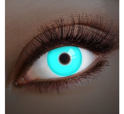 Aricona UV Blue Colorlens | annual lenses