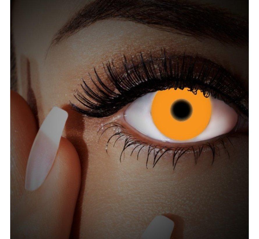UV Orange  Colorlens   annual lenses