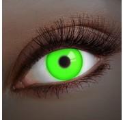 Aricona UV lentilles de couleur Vert | lentilles annuelles