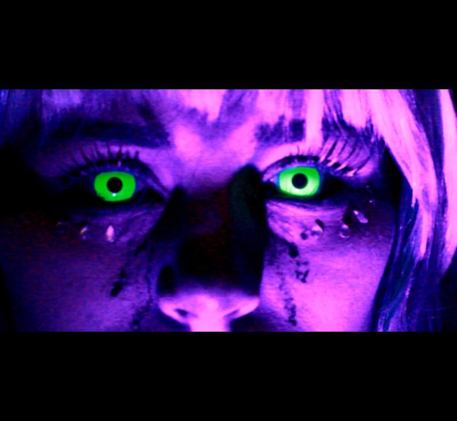 UV Green Colorlens | annual lenses
