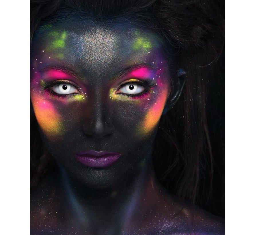 UV  Witte Kleurlenzen | Jaarlenzen
