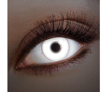 Aricona UV lentilles de couleur Blanc | lentilles annuelles