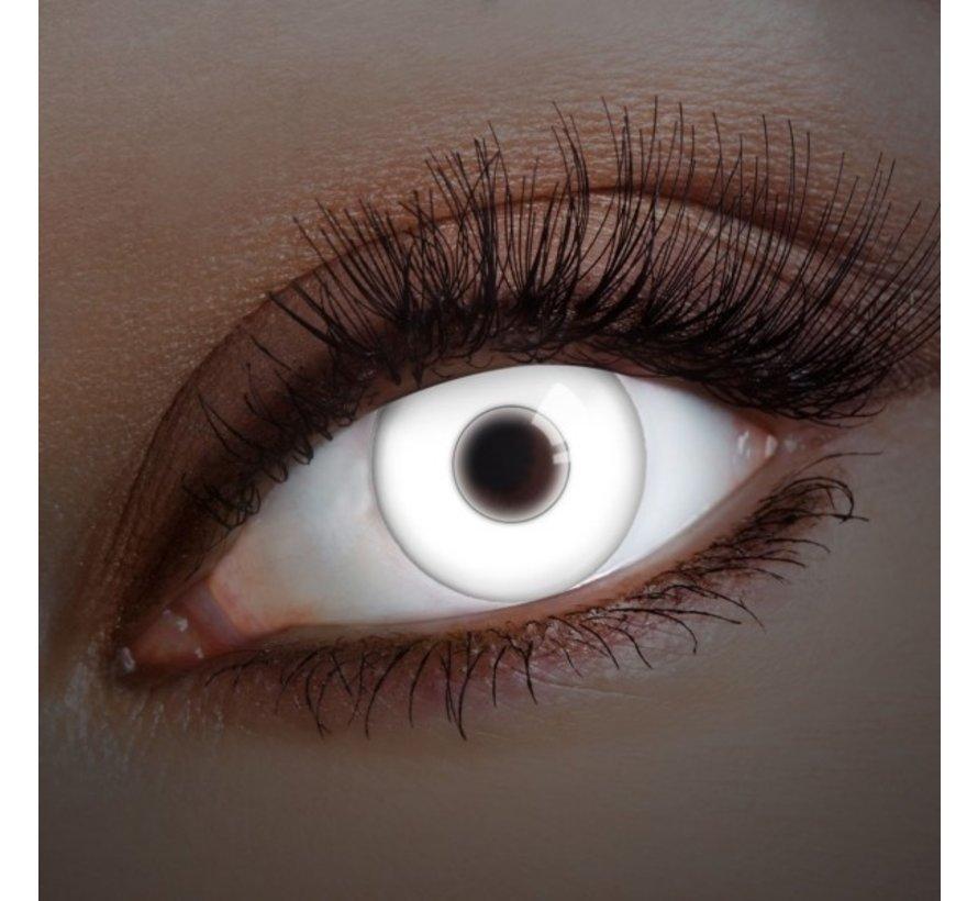 UV White Colorlens | annual lenses