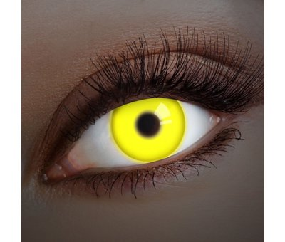 Aricona UV Yellow Colorlens | annual lenses