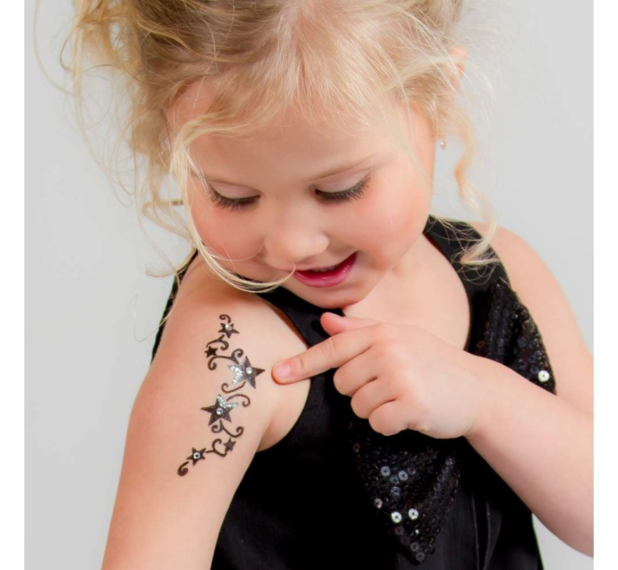 LaDot Tattoo Stone Size S | Flower