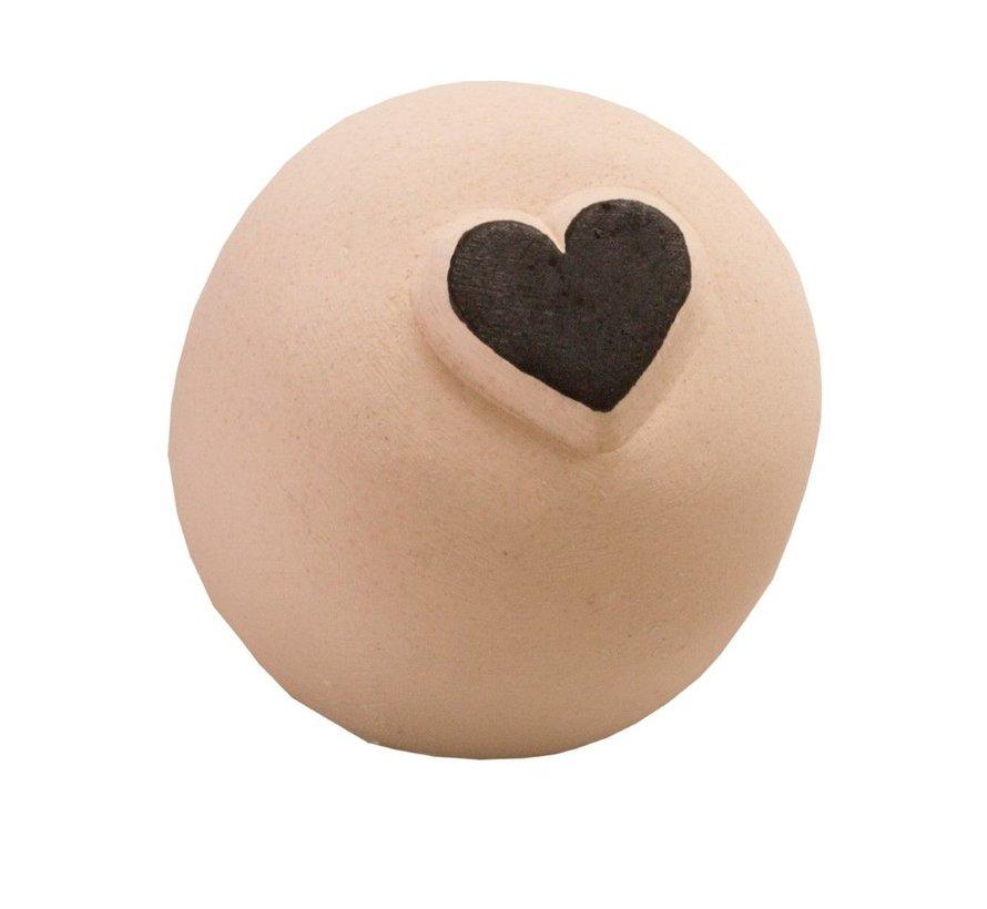 LaDot Tattoo Stone Size S | Heart
