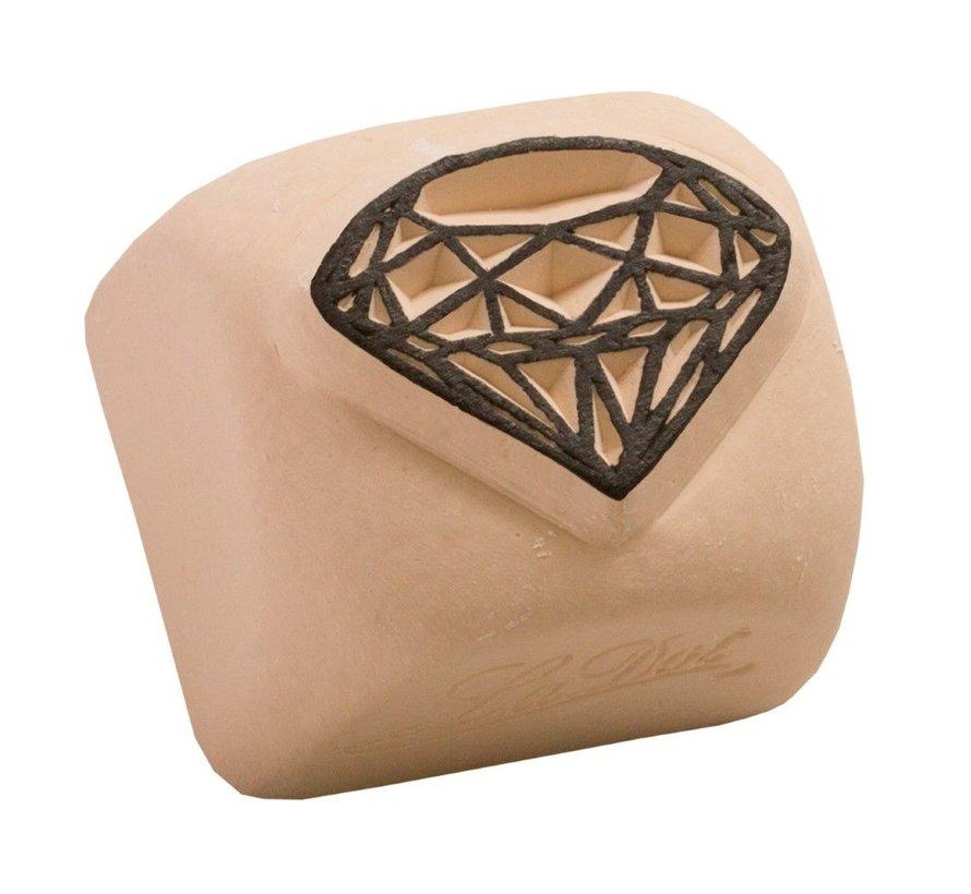 LaDot Tattoo Stone Size S | Diamond