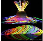 Partyline Mixed glow bracelets