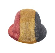 Funny Fashion Glitter Bowler Hat Belgium