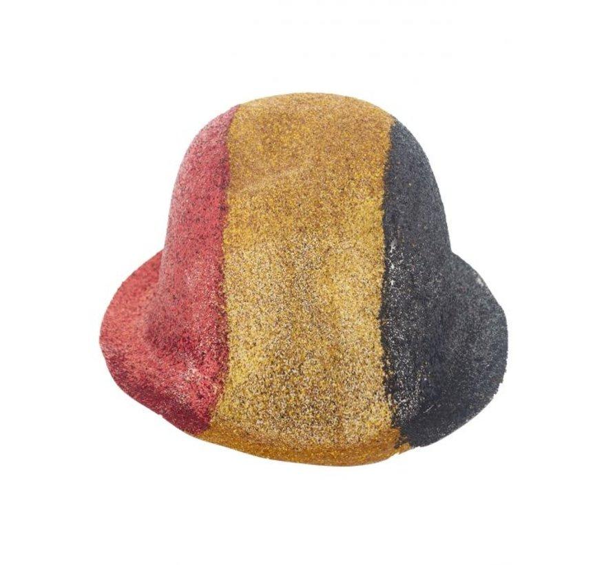 Glitter Bowler Hat Belgium