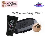LaDot Cosmetics LaDot Tattoo Set | Patte de chien
