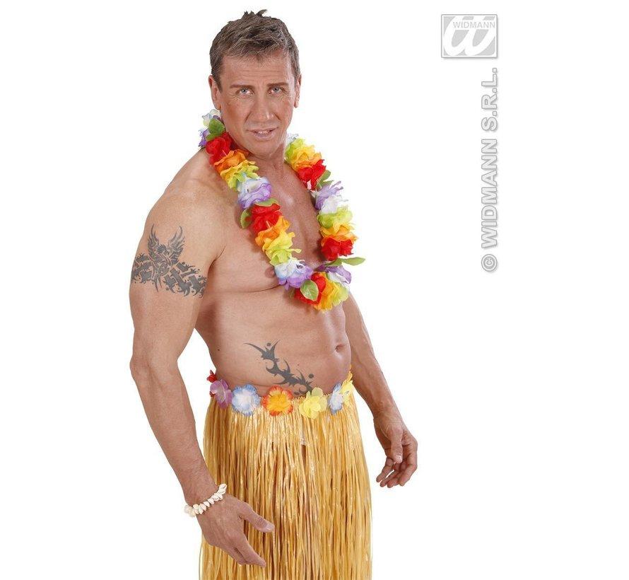Hawai Necklace deluxe | Hawaiian Flower Garland