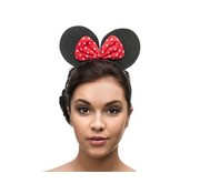 Party Deco Diadeem Minnie Mousse