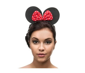 Party Deco Diademe Minnie Mousse