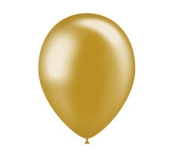 Qualitex Balloon Gouden Ballonnen - 50 stuks