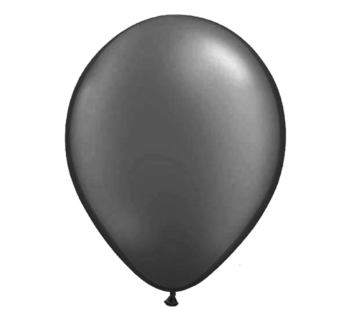 Qualitex Balloon Zilveren Ballonnen - 50 stuks  (12Inch)