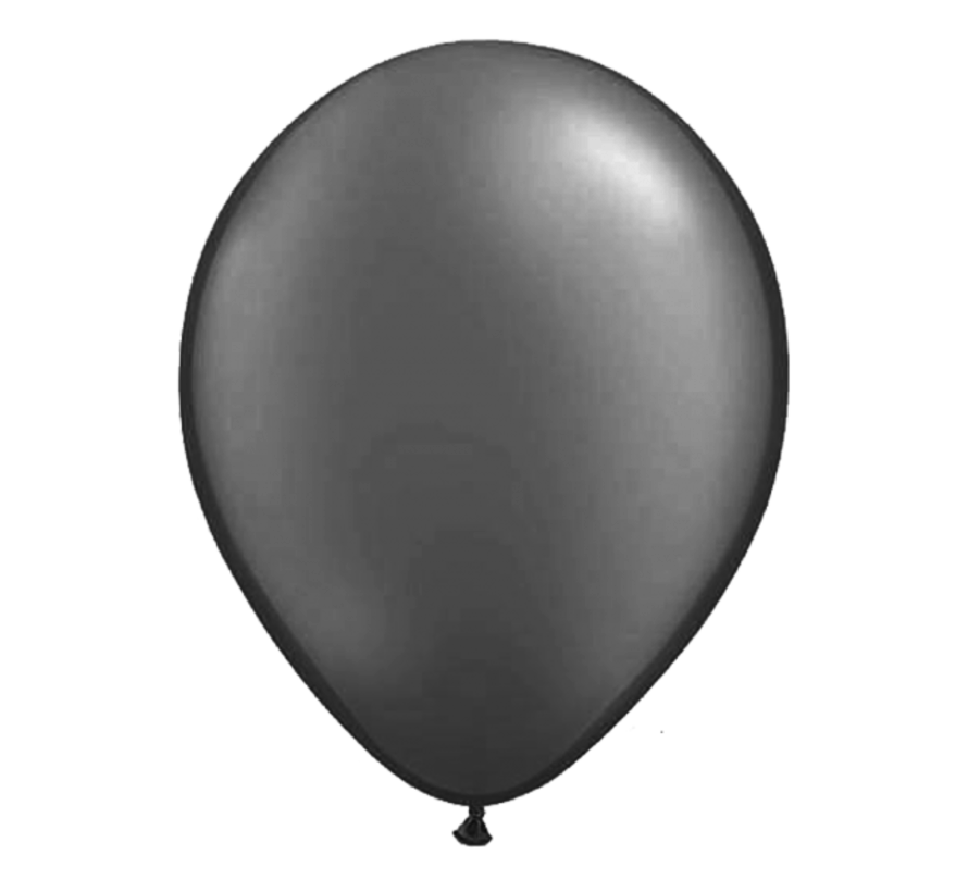 Silver Balloons - 50 pieces