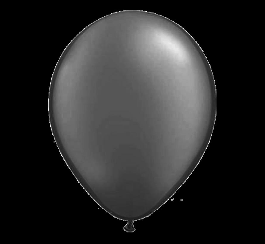 Zilveren Ballonnen - 50 stuks  (12Inch)