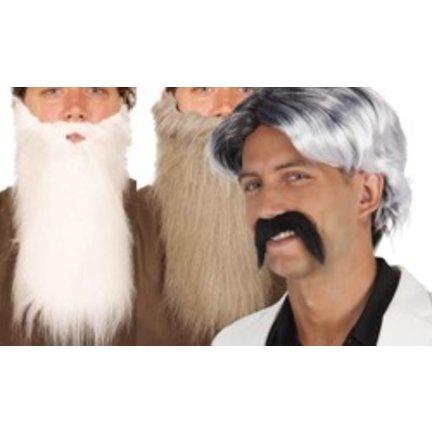 Barbes | Moustaches de toutes sortes