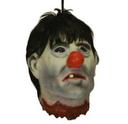 Partyline Severed head clown |  Halloween deco
