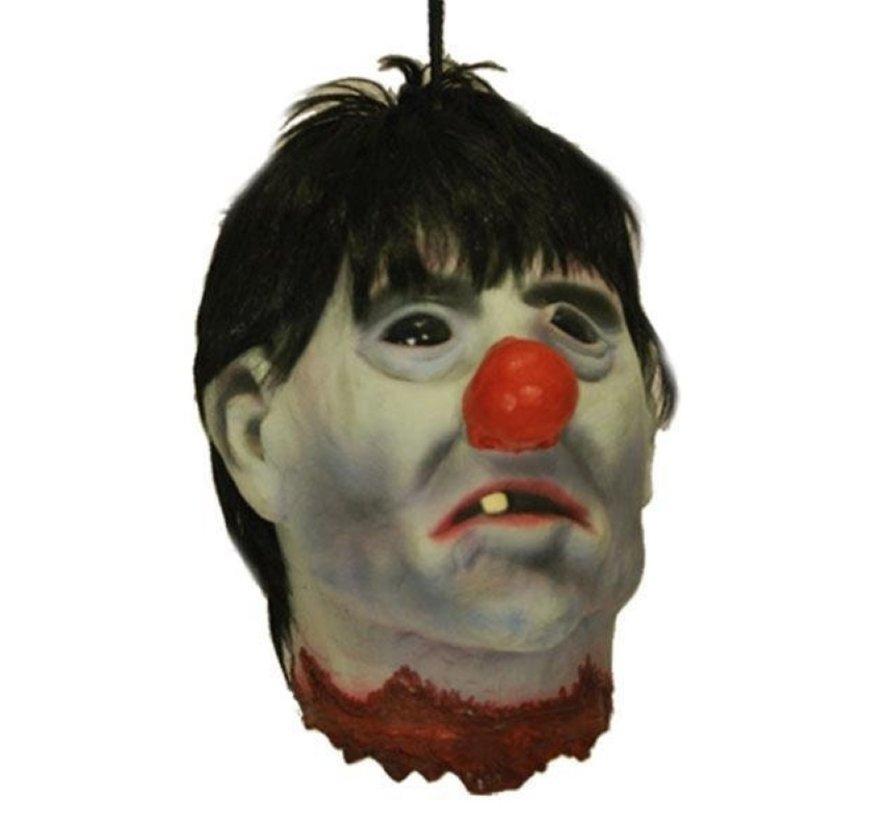 Severed head clown |  Halloween deco