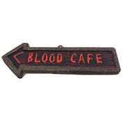 Partyline Déco Panneau Flèche | Blood Cafe