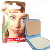 Zoelibat Hair chalk White hair chalk  (6 g)