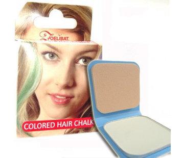 Zoelibat Haarkrijt   Wit haarkrijt ( 6 g )