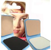 Zoelibat Haarkrijt | Duo Pack Wit en Zwart haarkrijt ( 6 g )
