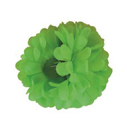 Funny Fashion Neon Green Hair Clip Flower | Green Hair Clip
