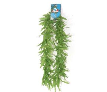 Partyline Hawaii krans cannabis | Hawaii halsketting met wietbladeren