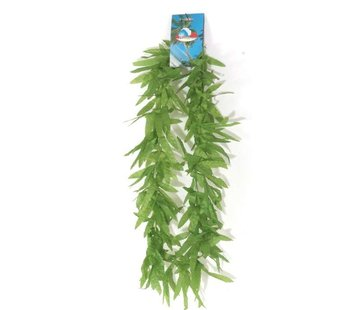 Partyline Hawaii necklace cannabis | Hawaii necklace with cannabis leaves
