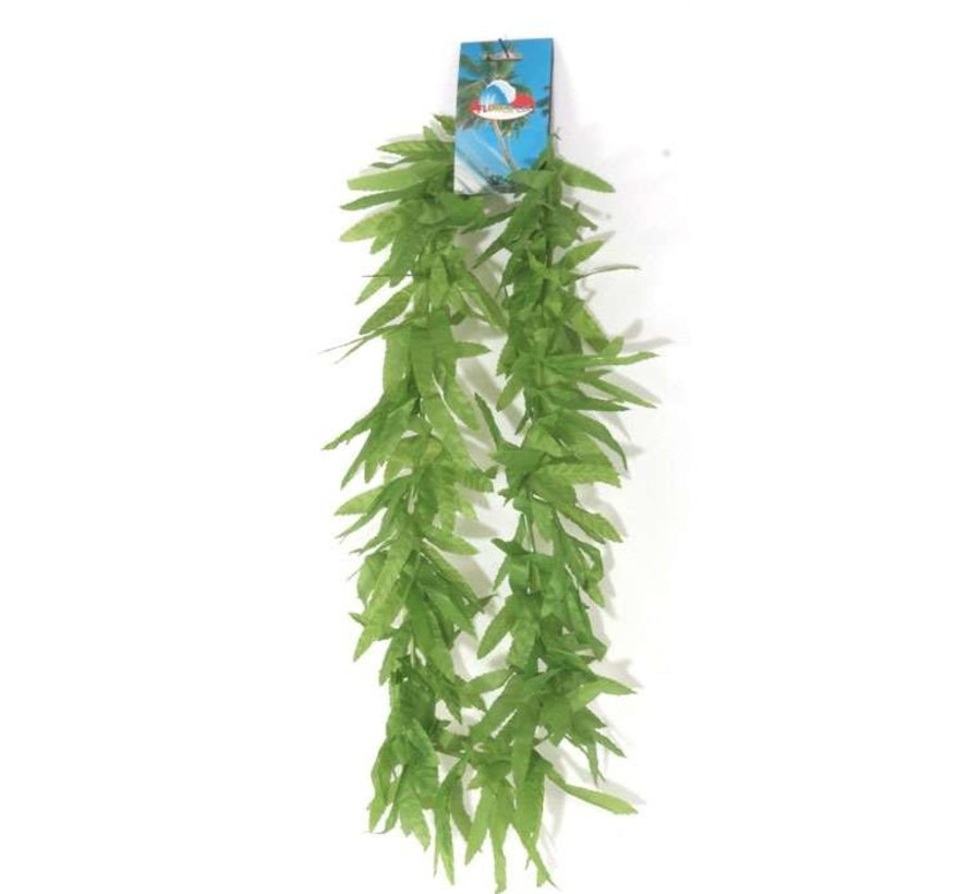 Hawaii necklace cannabis | Hawaii necklace with cannabis leaves