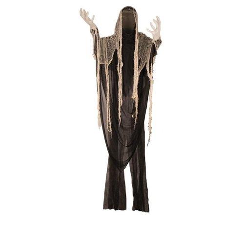 "Partyline Hanging doll Halloween ""Faceless Reaper"" 160 cm | Deco Halloween"