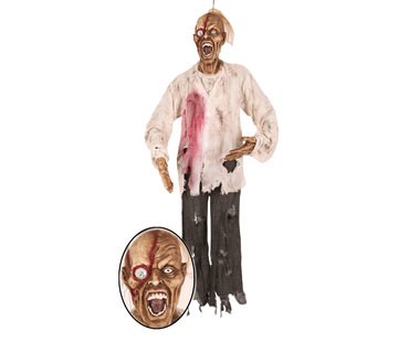 "Partyline Hanging doll Halloween ""Dead Man Face"" 160 cm 