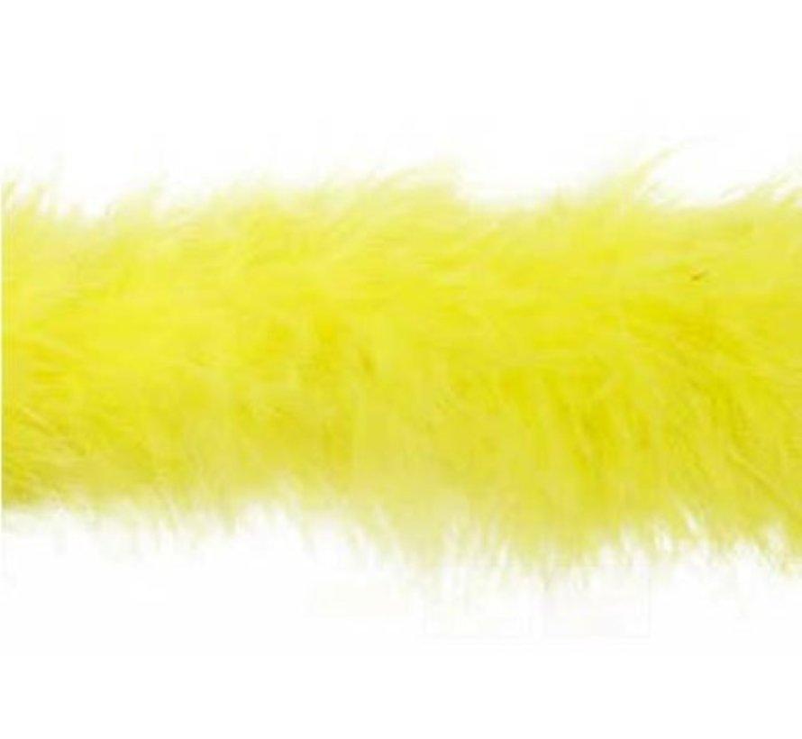 Boa Marabou 15 gr Yellow | Yellow Marabou