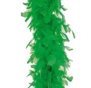 Partyline Boa vert 180 cm 50 gr | Boa vert plume