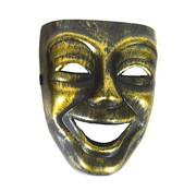 Partyline Masque vénitien Homme or | Masque vénitien
