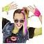 Accessoires d'habillage néon | Ensemble d'habillage néon des années 80