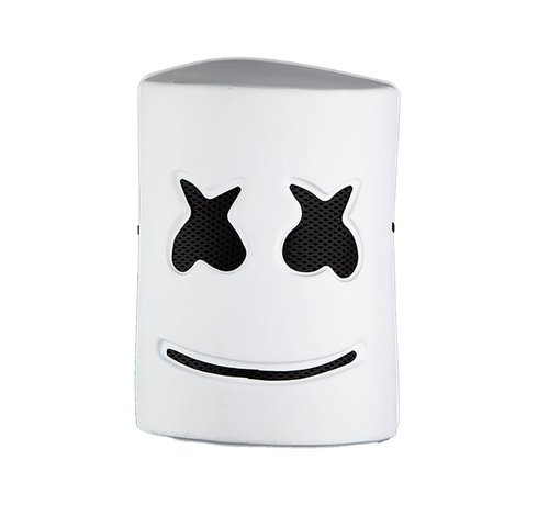 Wicked Costumes  Masque Marshmello | Masque DJ