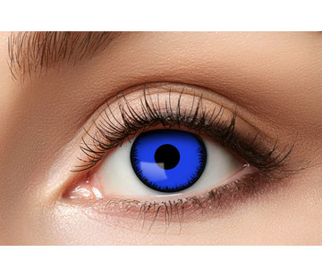 Eyecatcher Angelic Blue lenses | Blue color lenses | 3 month lenses