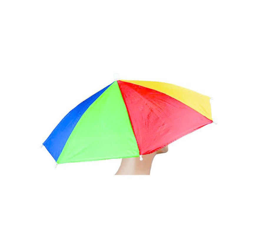 Parapluie principal coloré | Parapluie principal | Chapeau parapluie