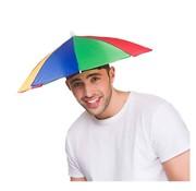 Wicked Costumes  Parapluie principal coloré | Parapluie principal | Chapeau parapluie