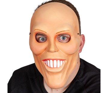 Wicked Costumes  Masque d'homme bizarre | Masque effrayant avec de longues dents